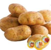 Bio-Kartoffeln von Spar Natur pur