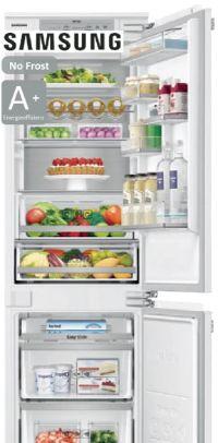 Einbau Kühl-Gefrierkombination BRB260131WW von Samsung