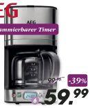 Filterkaffeemaschine KF 7600 von AEG