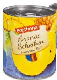 Ananas-Scheiben von Freshona