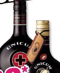 Anno 1790 Kräuterlikör von Unicum