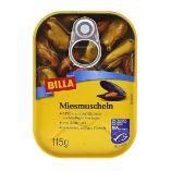 Muscheln von Billa