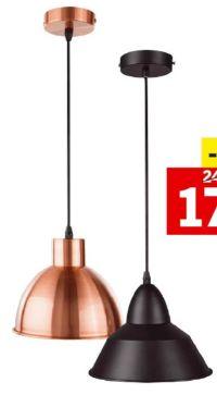 LED-Pendelleuchte von Livarno Lux