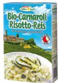 Bio-Carnaroli Risotto-Reis von Spar Natur pur