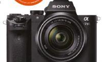 Systemkamera Alpha 7 II von Sony
