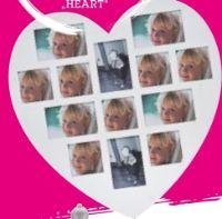 Bilderrahmen Heart
