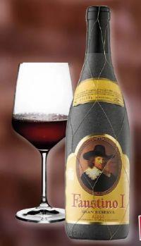 Gran Reserva Rioja von Faustino I