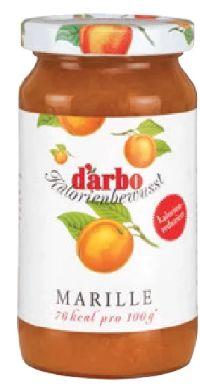 Naturrein Konfitüre von Darbo