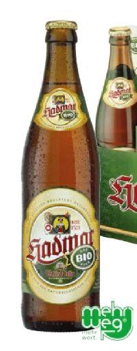 Bio-Bier Hadmar von Weitra Bräu