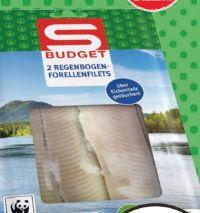 Regenbogen-Forellenfilets von S Budget