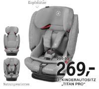 Kinderautositz Titan Pro von Maxi Cosi