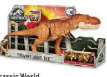 Jurassic World Thrash&Throw T-rex von Mattel