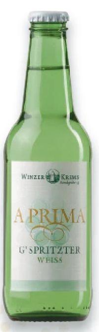 A Prima G'spritzter von Winzer Krems