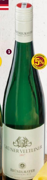 Grüner Veltliner von Domäne Wachau