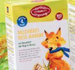 Bio-Milchbrei Reis-Banane von Zurück zum Ursprung