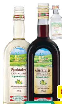 Alpenkräuter von Gurktaler
