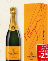 Yellow Label von Veuve Clicquot