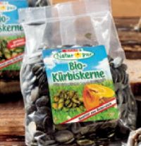 Bio-Kürbiskerne von Spar Natur pur
