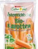 Bio-Karotten von Spar Natur pur