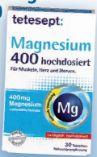 Magnesium-Kalium 400 von Tetesept