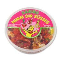Nimm dir Süßes von Haribo