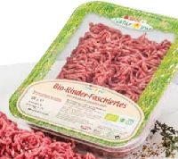 Bio-Rinderfaschiertes von Spar Natur pur