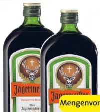 Kräuterlikör von Jägermeister