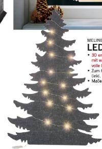 LED-Dekobaum von Melinera