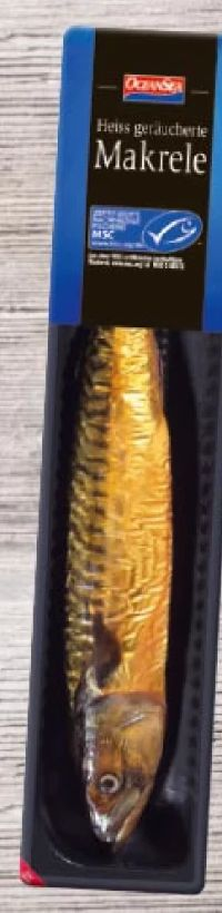 Heiß Geräucherte Makrele von Ocean Sea