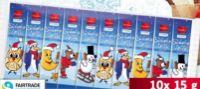 Weihnachts-Schoko-Lollys von Favorina
