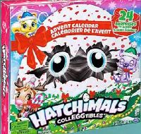 Adventskalender Hatchimals CollEGGtibles von Spin Master