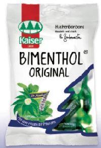 Bonbons Bimenthol von Kaiser