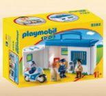 Meine Mitnehm-Polizeistation 9382 von Playmobil