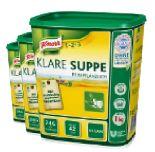 Klare Suppe von Knorr