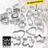 Ausstechformen von Simpex Basic