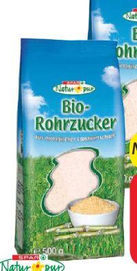 Bio-Rohrzuker von Spar Natur pur