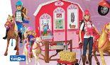 Barbie Pferdestall von Mattel