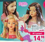 Dream Dazzlers Stylingkopf von ToysRus