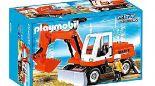 Schaufelbagger 6860 von Playmobil