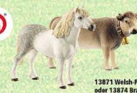 Welsh-Pony Hengst 13871 von Schleich