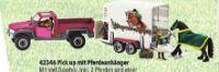 Pick-Up Pferdeanhänger 42346 von Schleich