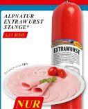 Extrawurst von Alpnatur