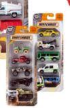 Matchbox Auto-Set von Mattel