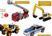 Baustellenfahrzeug von Dickie Toys