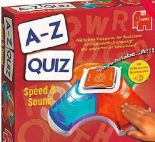 A-Z Quiz Speed & Sound von Jumbo
