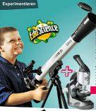 Teleskop + Mikroskop Set von EduScience