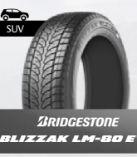 Blizzak LM-80 Evo von Bridgestone