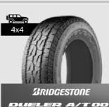 Dueler A/T 001 von Bridgestone