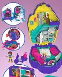 Polly Pocket World Schatullen von Mattel