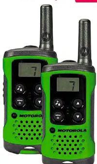 Funkgerät T41 von Motorola